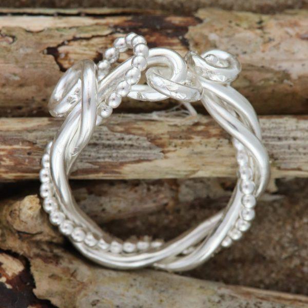 Celtic Twist Knot Ring (5)-min