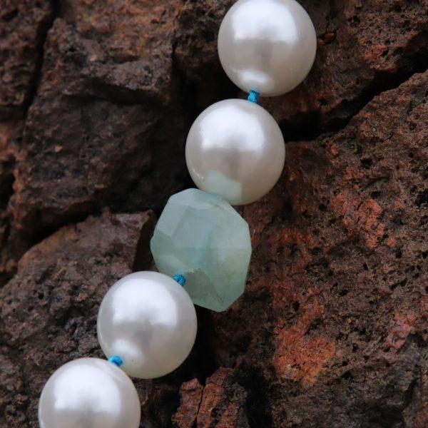 Chunky Faux Pearl & Rough Aquamarine (13)-min-min