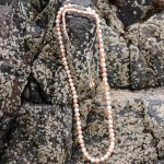 Multi-coloured Freshwater Pearls Necklace-min-min