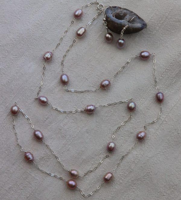 Natural Metallic Lavender Pearls (6)-min-min