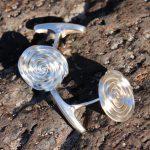 Swirl Cufflinks 3