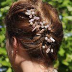 Keshi Pearl and Rose Quartz Hair Vine 1-min (1)