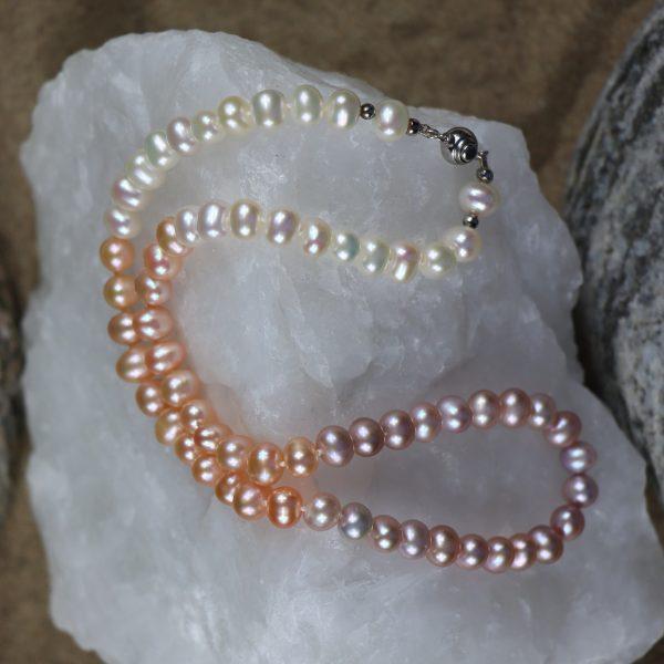 Colour Graduated Pearls 11 b
