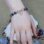 Chakra wrist 4